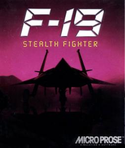 F-19 Stealth Fighter (Simulation, 1988 год)