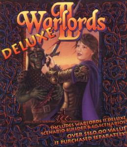 Warlords 2 Deluxe (Strategy, 1995 год)