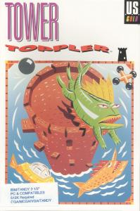 Tower Toppler (Arcade, 1988 год)