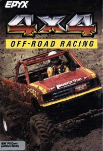 Постер 4x4 Off-Road Racing