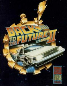 Back to the Future 2 (Arcade, 1990 год)