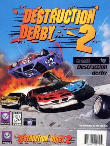 Destruction Derby 2 (Racing, 1996 год)