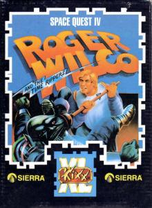 Постер Space Quest 4: Roger Wilco and the Time Rippers