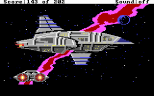 Space Quest: Chapter 1 - The Sarien Encounter