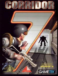 Постер Corridor 7: Alien Invasion