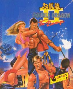 Постер Double Dragon 2: The Revenge