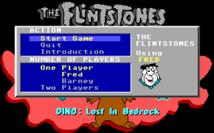 The Flintstones: Dino: Lost in Bedrock