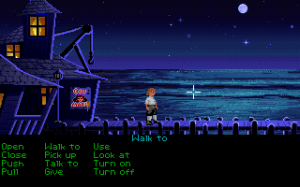 The Secret of the Monkey Island