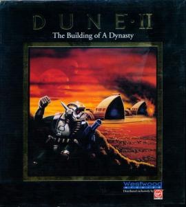 Dune 2: The Building of a Dynasty (Strategy, 1992 год)