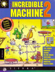 The Incredible Machine 2 (Logic, 1994 год)