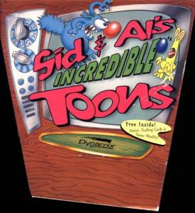 Sid & Al's Incredible Toons (Logic, 1993 год)