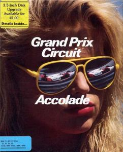Grand Prix Circuit (Racing, 1988 год)