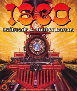 1830: Railroads & Robber Barons (Simulation, 1995 год)