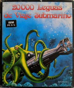 20,000 Leagues Under the Sea (Adventure, 1988 год)