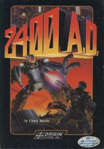 2400 A.D. (Role-Playing, 1988 год)