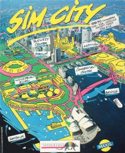 SimCity (Simulation, 1989 год)