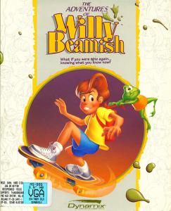 The Adventures of Willy Beamish (Adventure, 1991 год)