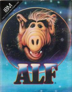ALF: The First Adventure (Arcade, 1987 год)