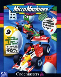 Micro Machines (Racing,  год)