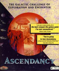 Ascendancy (Strategy, 1995 год)