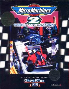 Постер Micro Machines 2: Turbo Tournament