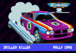 Micro Machines 2: Turbo Tournament