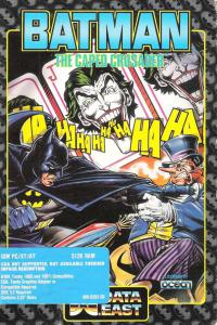 Batman: The Caped Crusader (Arcade, 1988 год)