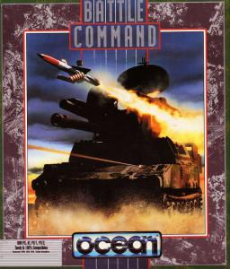 Battle Command (Arcade, 1990 год)