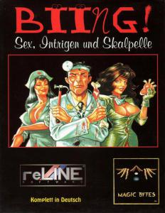 Biing!: Sex, Intrigue and Scalpels (Simulation, 1995 год)