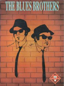 Постер The Blues Brothers