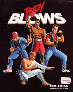 Body Blows (Arcade, 1993 год)