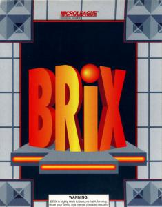 Brix (Strategy, 1992 год)