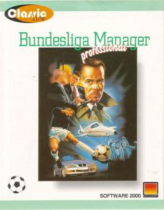 Bundesliga Manager Professional (Simulation, 1991 год)