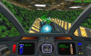 Скачать Descent 2 (DOS) 1996