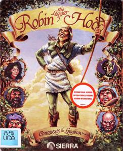 Постер Conquests of the Longbow: The Legend of Robin Hood