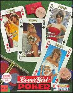 Cover Girl Strip Poker (Strategy, 1991 год)