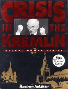 Crisis in the Kremlin (Strategy, 1991 год)