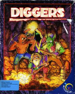 Diggers (Strategy, 1994 год)