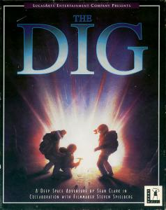 The Dig (Adventure, 1995 год)