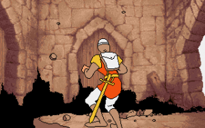 Dragon's Lair: Escape from Singe's Castle