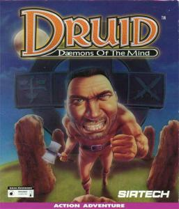 Druid: Daemons of the Mind (Role-Playing, 1995 год)