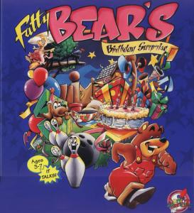Fatty Bear's Birthday Surprise (Adventure, 1993 год)