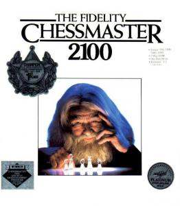 The Fidelity Chessmaster 2100 (Strategy, 1989 год)