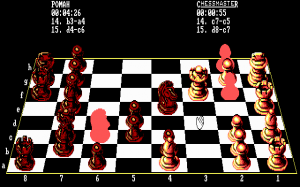 The Fidelity Chessmaster 2100