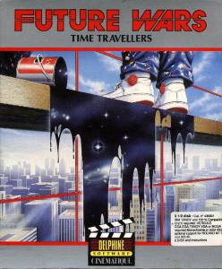Future Wars: Adventures in Time (Adventure, 1990 год)