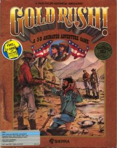 Gold Rush! (Adventure, 1988 год)