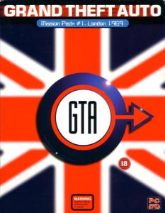 Постер Grand Theft Auto: Mission Pack #1 - London 1969