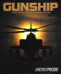 Gunship (Simulation, 1986 год)