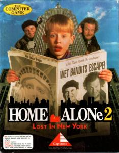 Home Alone 2: Lost in New York (Arcade, 1992 год)