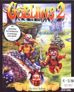 Gobliins 2: The Prince Buffoon (Adventure,  год)